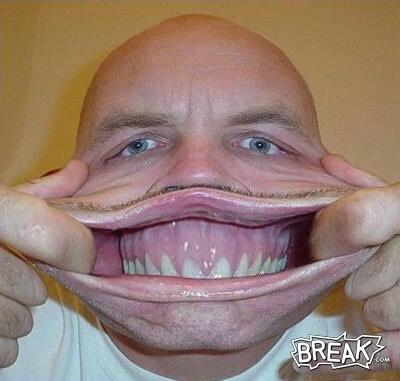 big mouth - photo #26