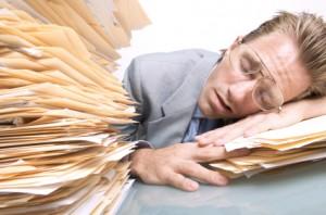 workaholic attorney lawyer