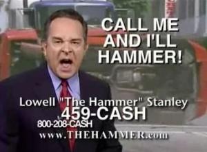 sleazy lawyer attorney