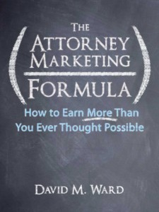 The Attorney Marketing Formula